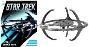 Star Trek Official Starships Collection Special #1 DS9 Deep Space 9 Station Eaglemoss